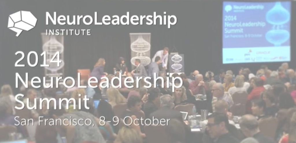 NeuroLeadership Summit (2014)